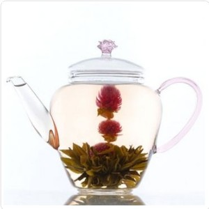 Rising Steadily Flower Tea from Teavivre