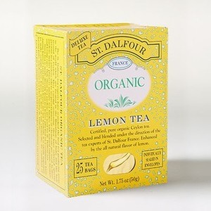 Lemon Tea from St. Dalfour