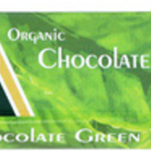 Organic Chocolate Green Tea from Sjaak's Organic Chocolates