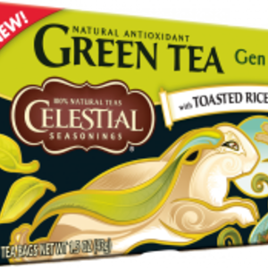 Gen Mai Cha Green Tea from Celestial Seasonings