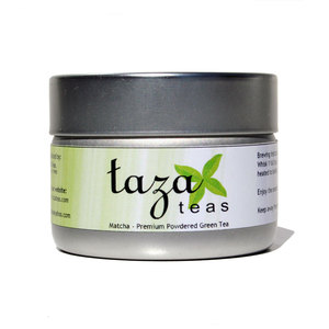 Matcha Powdered Ceremonial from TazaTeas