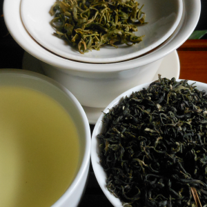 South Korean Green from Butiki Teas