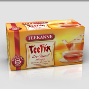 Teefix from Teekanne