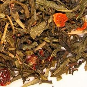 Green Pomegranate from The Persimmon Tree Tea Company
