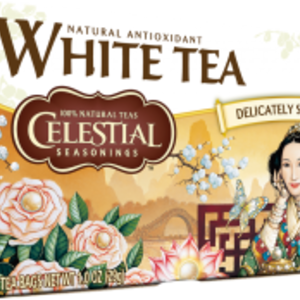 White Tea from Celestial Seasonings
