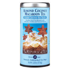 Almond Coconut Macaroon Red Tea from The Republic of Tea