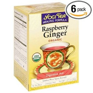 Raspberry Ginger from Yogi Tea
