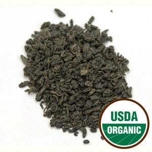 Gunpowder Green Tea Organic from Starwest Botanicals