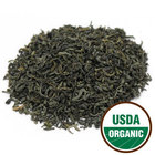 Chunmee Green Tea Organic from Starwest Botanicals
