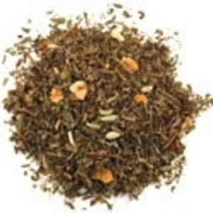 Orange Fennel Tulsi Blend from The Tao of Tea