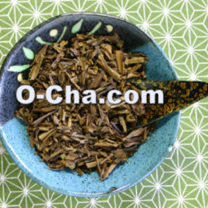 Organic Hojicha from O-Cha.com
