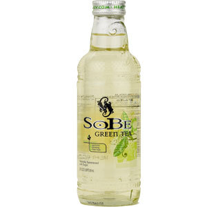 Green Tea from SoBe