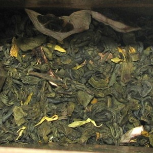 Ceylon Lemon Gunpowder from Say Tea