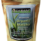 Premium Organic Matcha Ceremonial Green Tea from Got Matcha Premium Tea Co.
