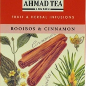 Rooibos & Cinnamon from Ahmad Tea