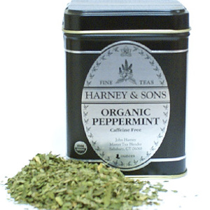 Organic Peppermint from Harney &amp; Sons
