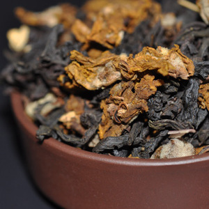 Cola Licorice from Shaktea