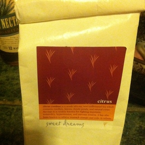 Citrus Rooibos from Sweet Dreams Tea Company