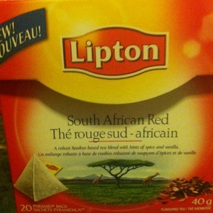 South African Red from Lipton