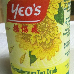 Chrysanthemum Tea Drink from Yeo's
