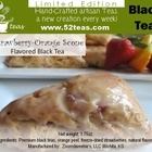 Strawberry Orange Scone from 52teas