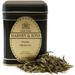 Snow Dragon from Harney & Sons