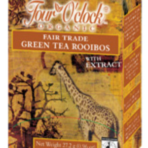 Green Tea & Rooibos from Four O'Clock Organic