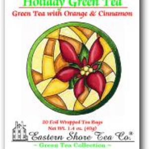 Holiday Green from Eastern Shore Tea Company