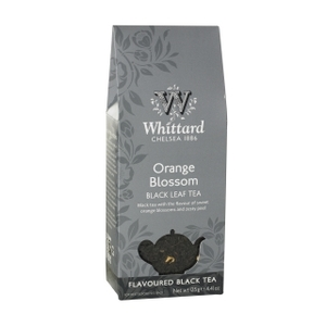 Orange Blossom Black Leaf Tea from Whittard of Chelsea