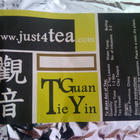 Tie Guan Yin from Just4Tea