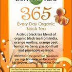 365 Every Day Organic Citrus Black Tea Blend from Zen Tara Tea
