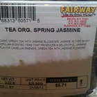 Organic Spring Jasmine from Fairway