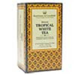 Relaxing Tropical White from Harrisons & Crosfield Teas Inc.