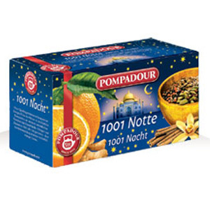 1001 Notte - 1001 Nights from Pompadour
