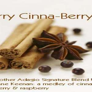 Merry Cinna-Berry from Custom-Adagio Teas