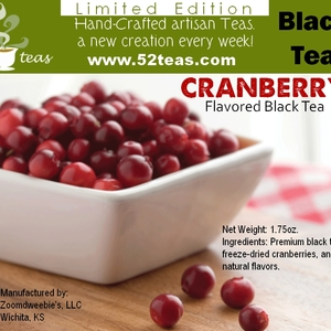 Cranberry Black Tea from 52teas