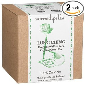 Lung Ching (Dragon's Well) from SerendipiTea