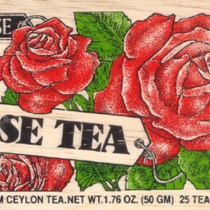The Rose Tea from Mlesna Tea