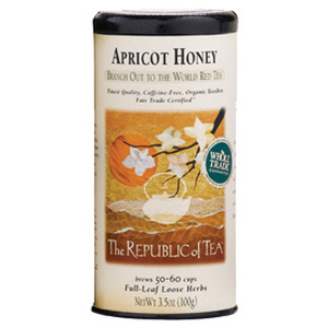 Apricot Honey from The Republic of Tea