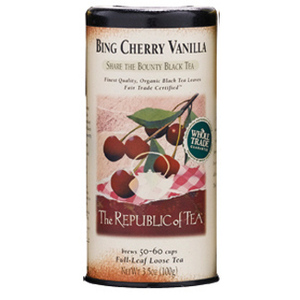 Bing Cherry Vanilla from The Republic of Tea