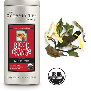 Blood Orange from Octavia Tea