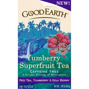 Yumberry Superfruit Tea from Good Earth Teas