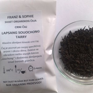 Lapsang Souochong Tarry from Franz &amp; Sophie