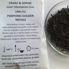 Panyong Golden Needle from Franz & Sophie
