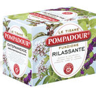 Rilassante / Relaxing (valerian root, lemonbalm, mint, lavender) from Pompadour