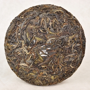 "2011 Yunnan Sourcing ""Autumn Gua Feng Zhai"" Raw Pu-erh tea of Yi Wu from Yunnan Sourcing"