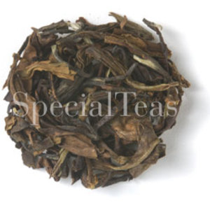 Poobong Oolong (Black Musk) from SpecialTeas