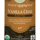 Vanilla Chai Black Tea from Zhena's Gypsy Tea