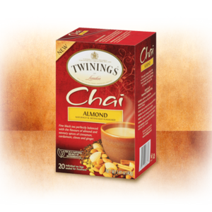 Almond Chai from Twinings