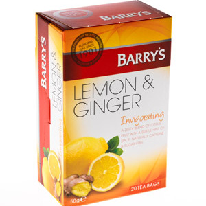 Lemon & Ginger from Barry's Tea